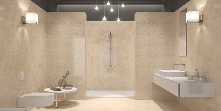 Luxury For Homeowners Planning For A Bathroom Renovation Project And Also Those Engaged In The Construction Of A New House, They Can Get The Excellent Alternative For Bathroom Tiles Called Bathroom Wall Panels Offered By JT Spas Shower
